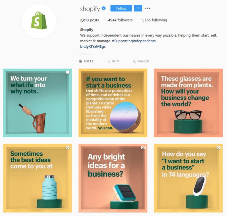 shopify-instagram