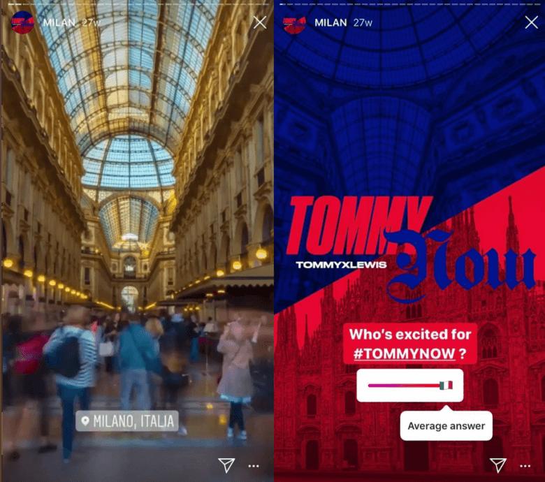 Tommy Hilfiger Emoji Slider